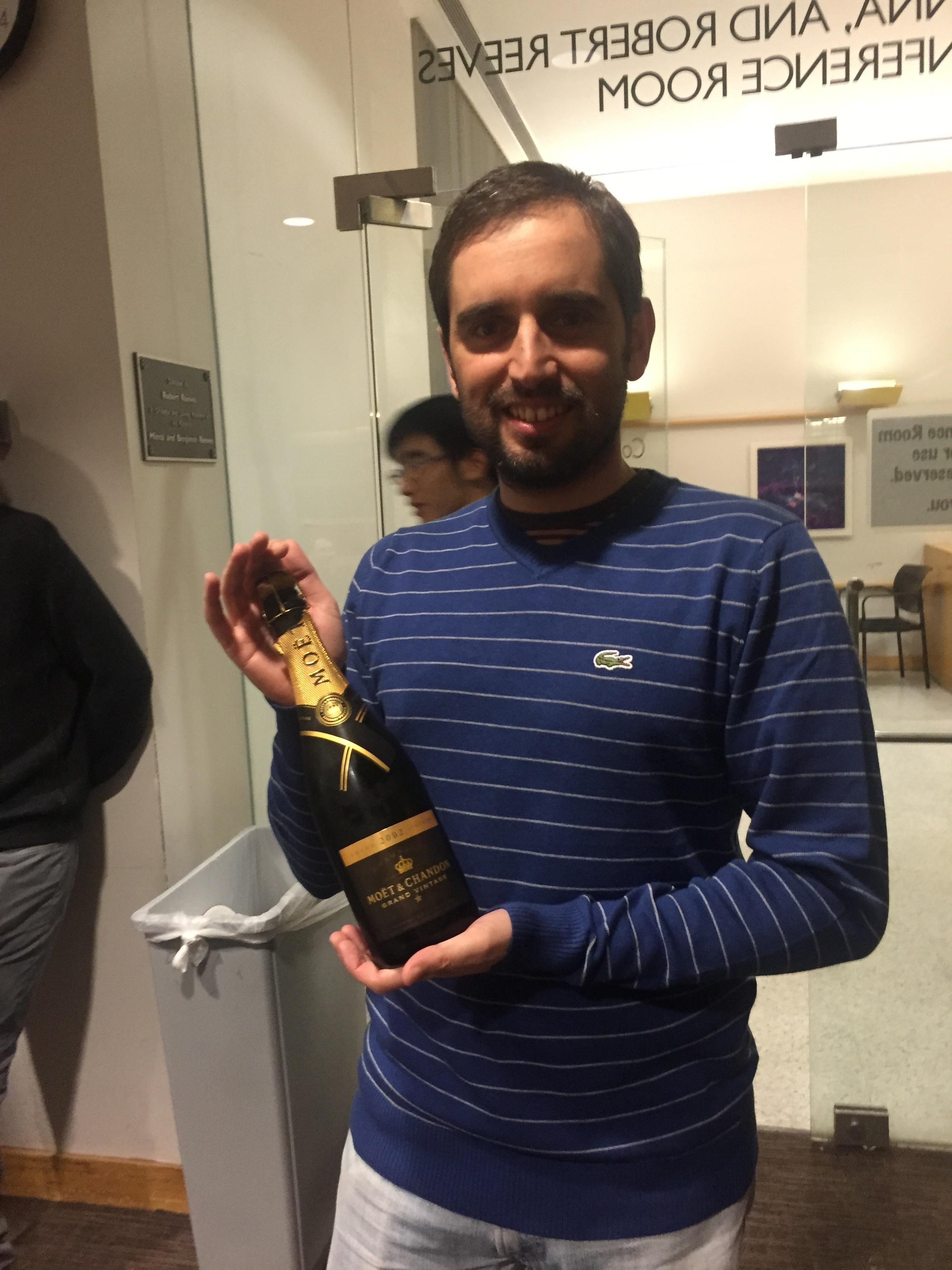Celebrating Pedro's Paper