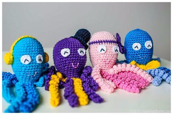 Poetic Endings octopus