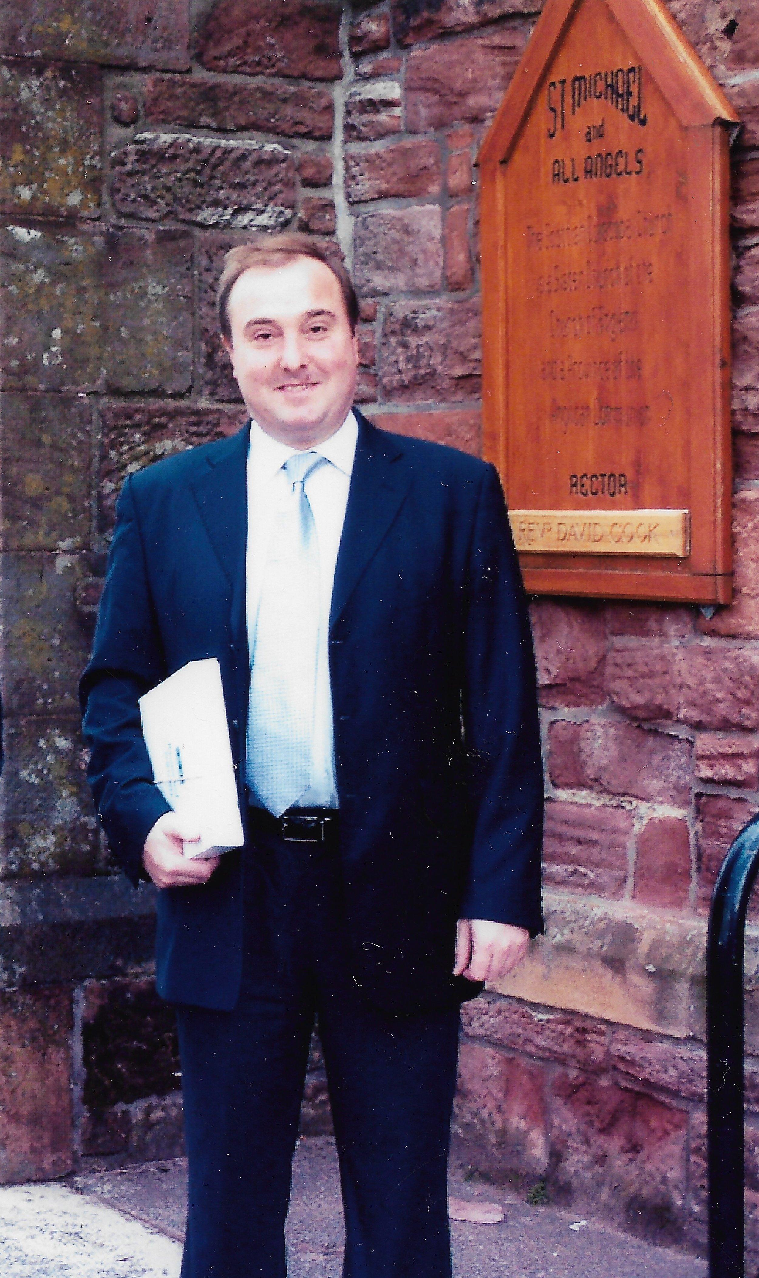 Guy Davies