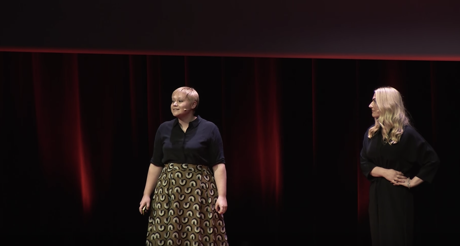 TEDx Louise Winter & Anna Lyons