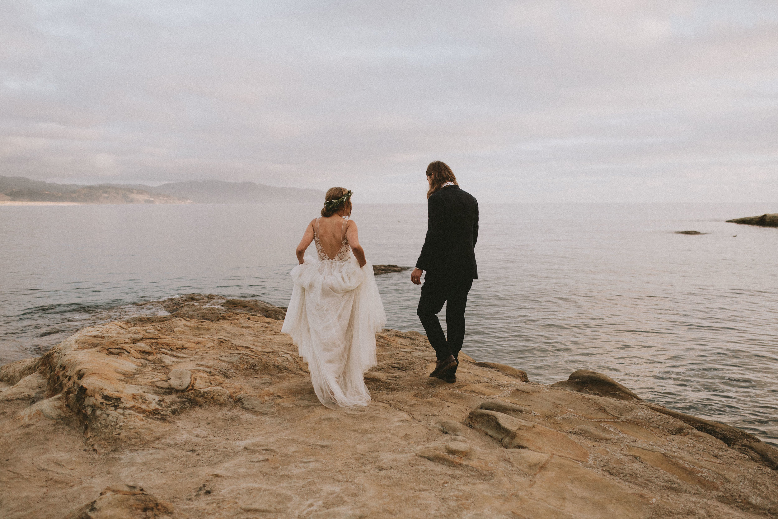 Elopements + Small Weddings - Starting at $3,950