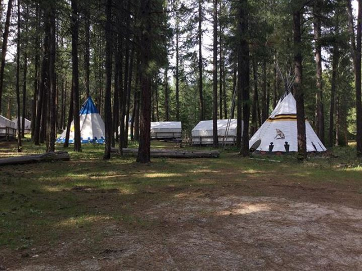 The Outback Campgrounds are now open for the season.  New Frontier Ranch is a great place for your next family getaway, community/group gathering, or corporate retreat.