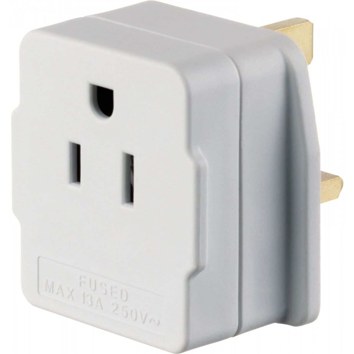 Female Side of UK Adapter