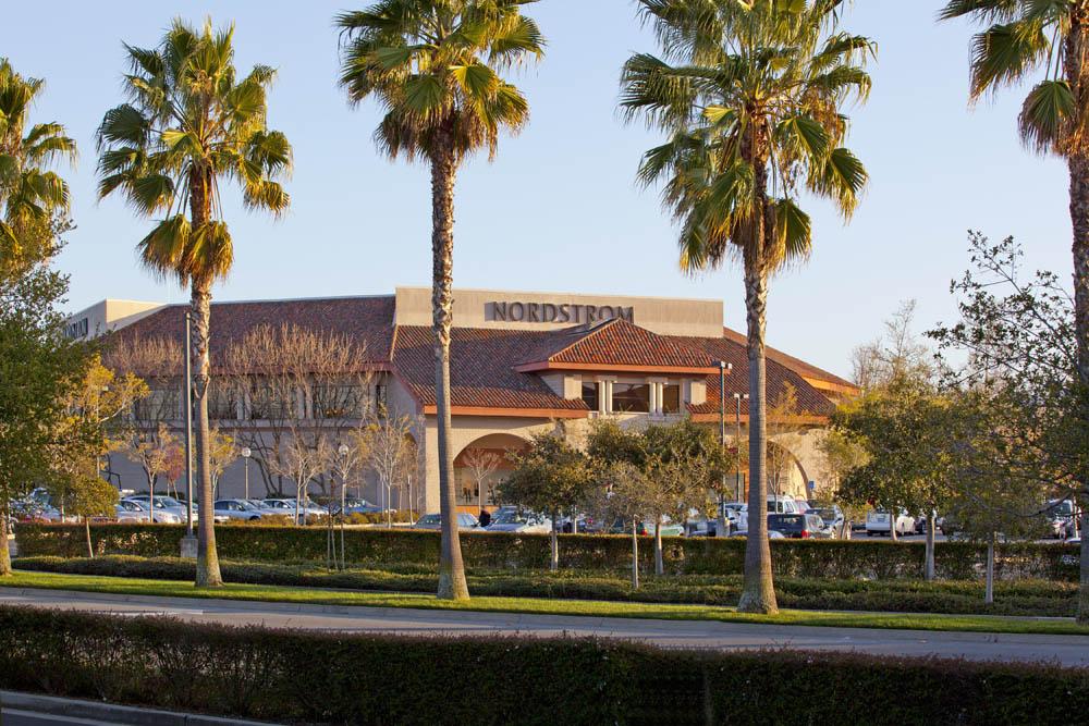 Stanford Shopping Mall Nordstroms