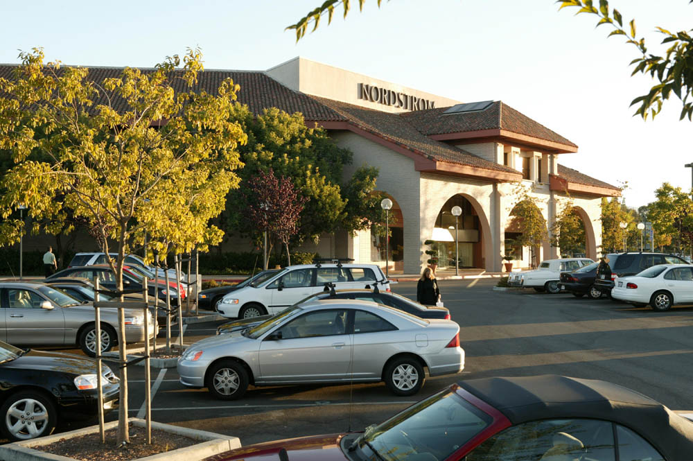 Nordstrom at Stanford Shopping Mall