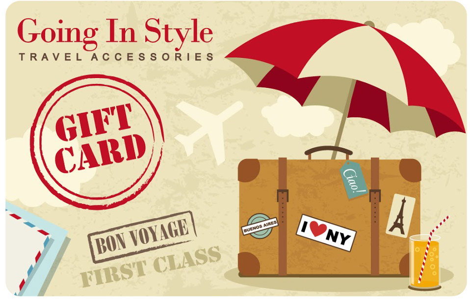 Going In Style Gift Card for Purchase