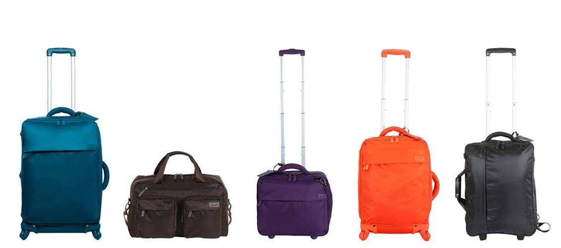 Lipault Travel Luggage