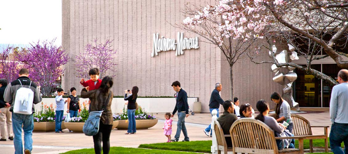 Neiman Marcus at Stanford Shopping Mall