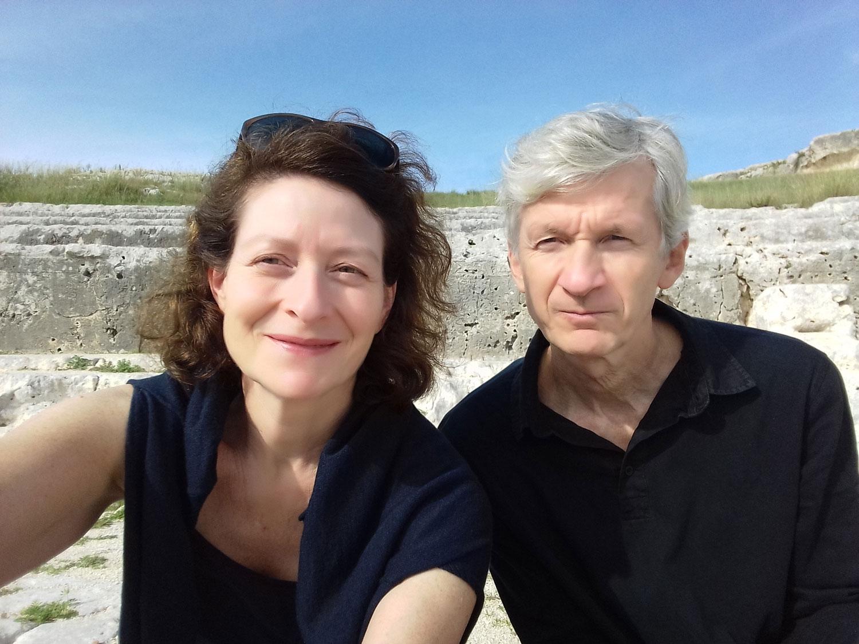 Vérnique und Ingo Hoffmann,Kreativkurse, Provence,Frankreich , Boulbon