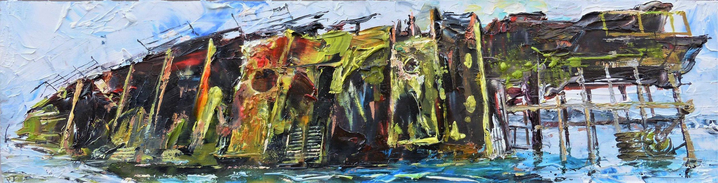 The Reginald, Orkney blockship