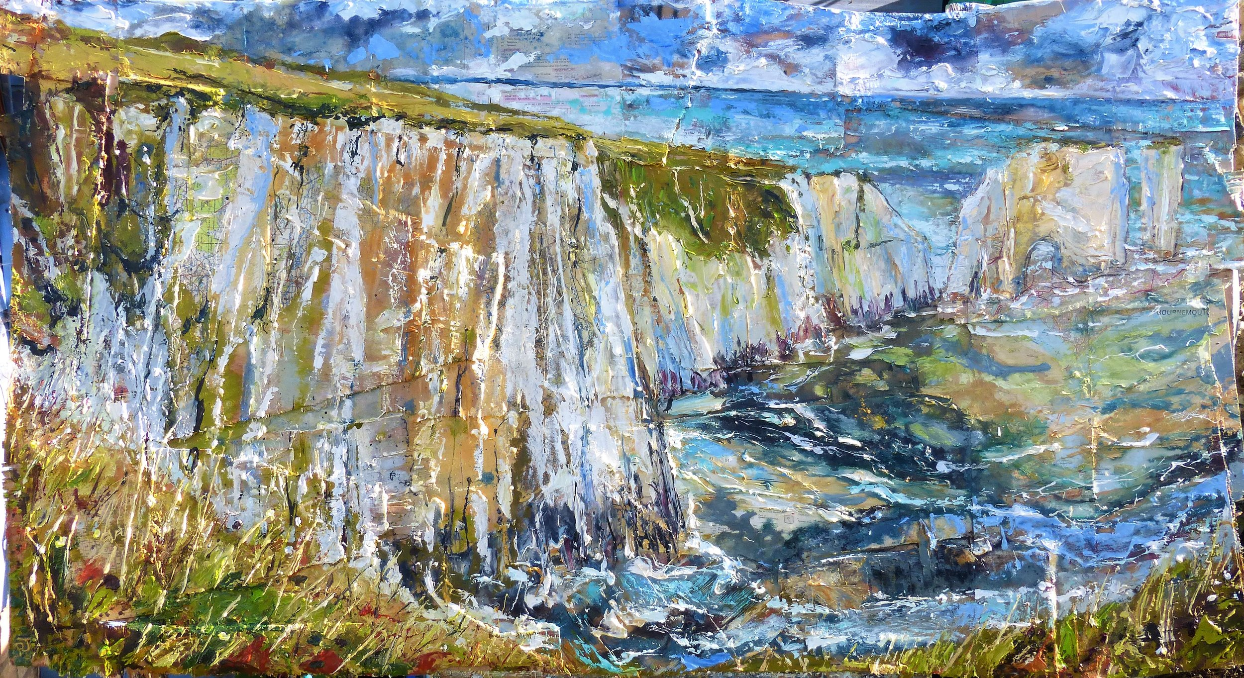 The Foreland and Old Harry Rock