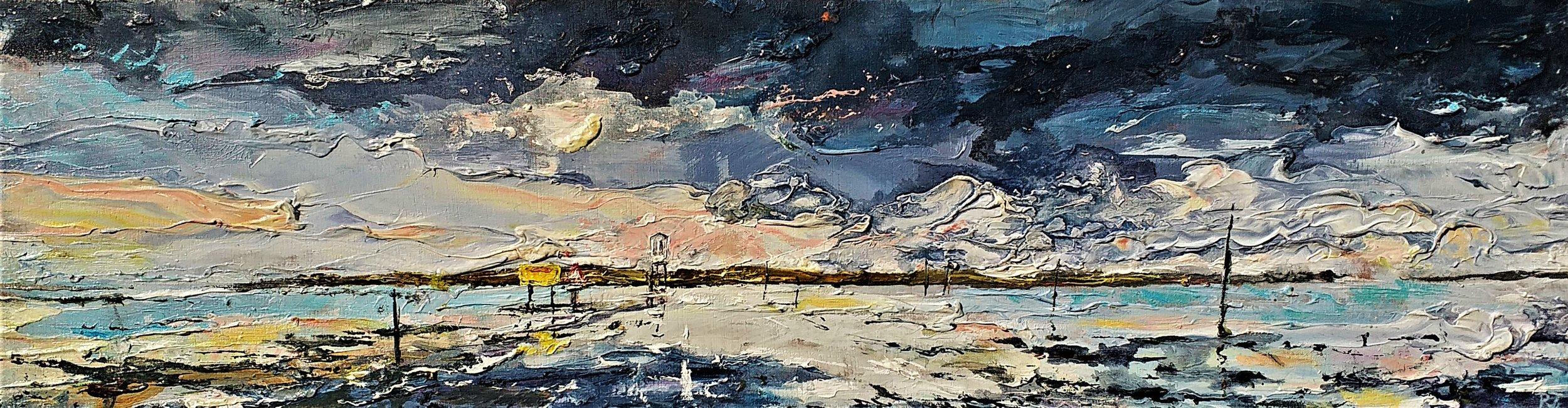 Holy Island Causeway, Northumbria