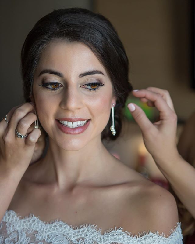 One of my favorite things about photographing weddings is capturing the work of some wonderful makeup and hair artists.  A beautiful bride also helps of course.  #Wedding #WeddingDay #WeddingPhotography #LosAngelesWeddingPhotography #makeupartist #hairstylist #hairandmakeupartist #makeup #Bride #gettingready
