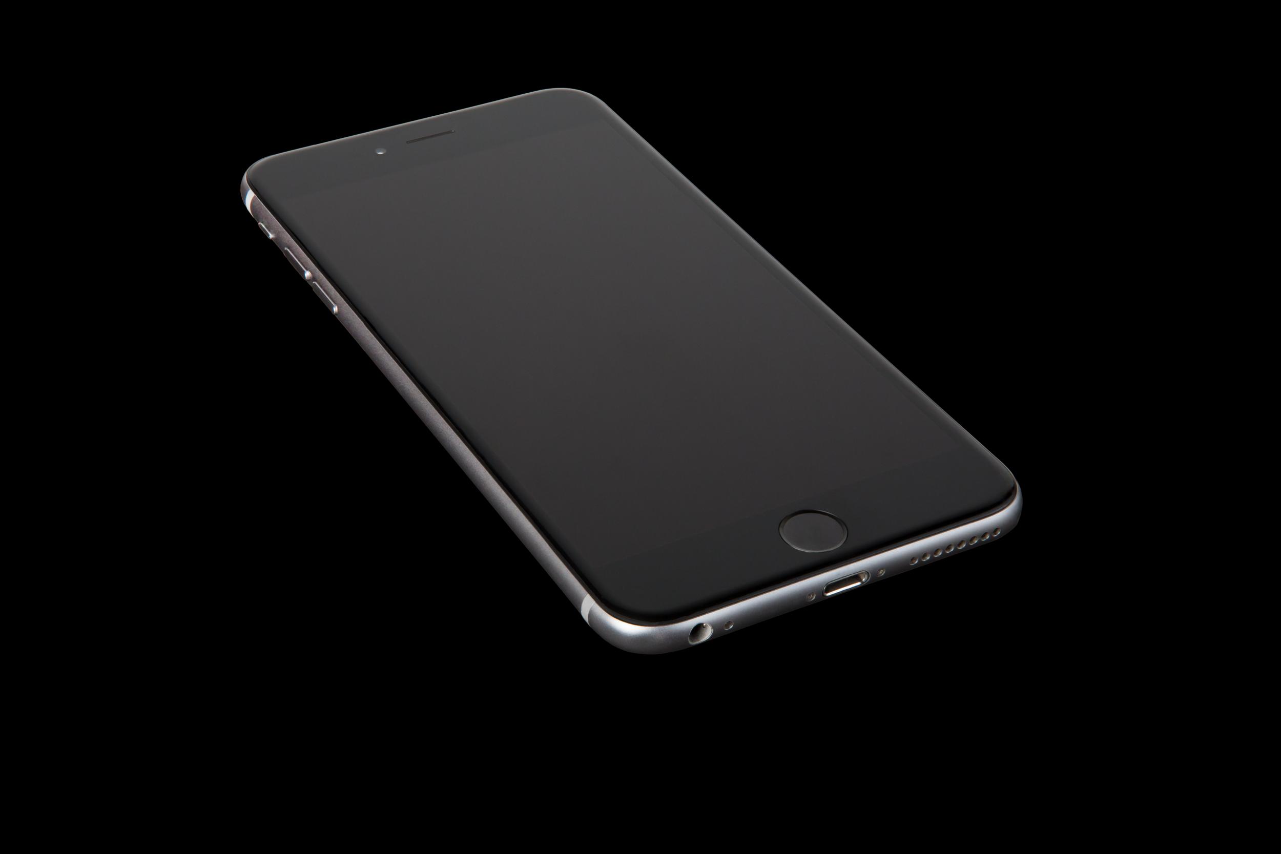 iPhone - Black Back.png