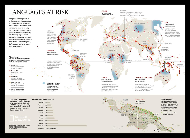Languages at Risk
