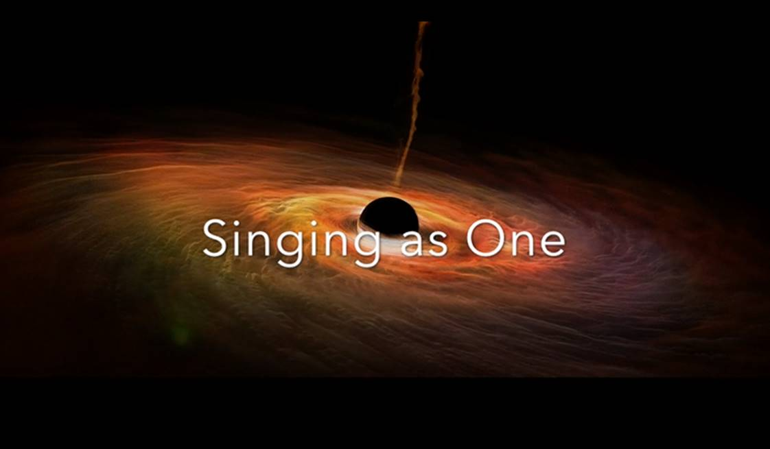 Singing as One