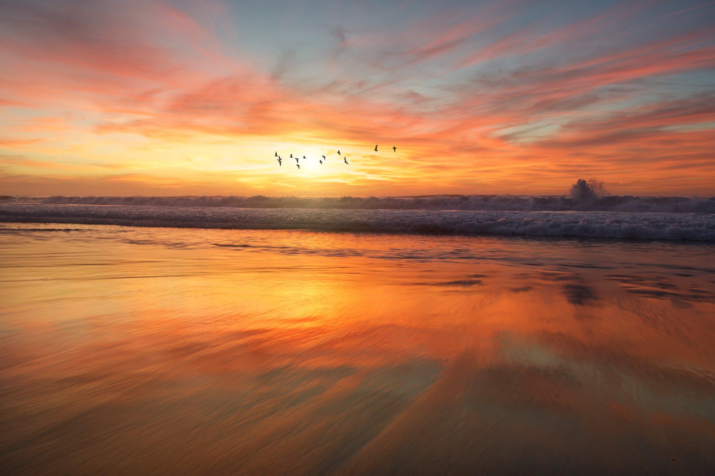 San Diego Summer Sunset