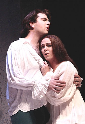 Juliette in Roméo et Juliette