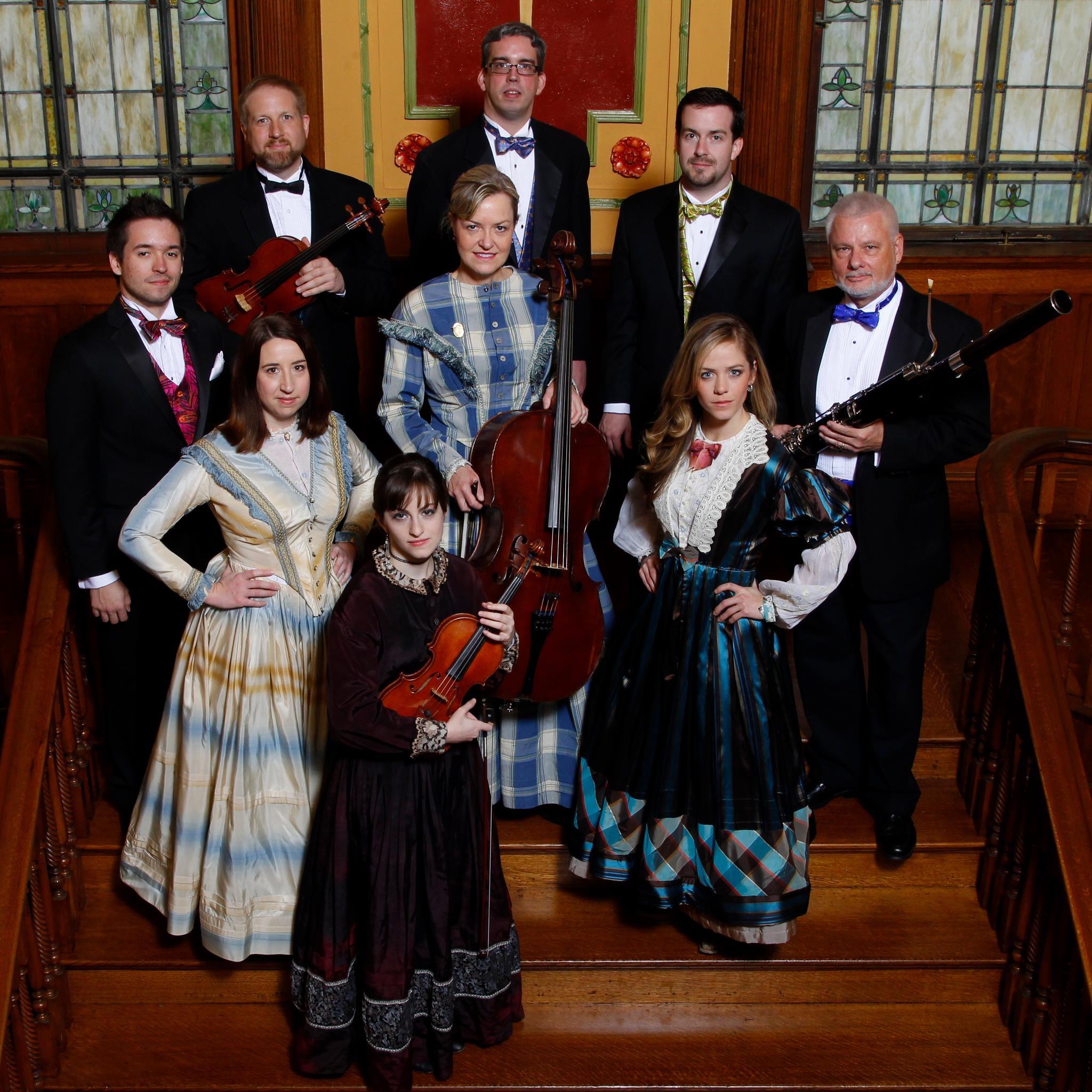 Soprano Artist in Hall Ensemble