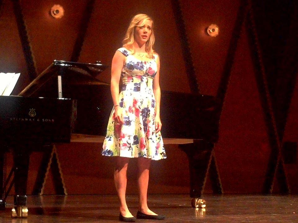 Soprano Soloist - Festival of American Art Song