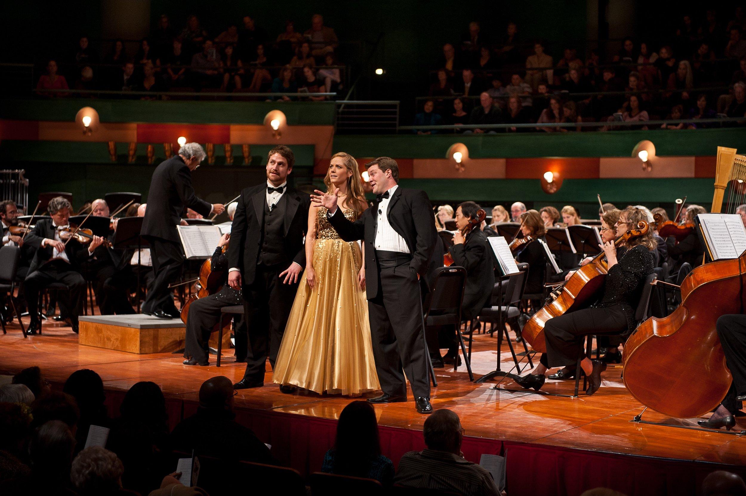 Soprano Soloist with the Corpus Christi Orchestra