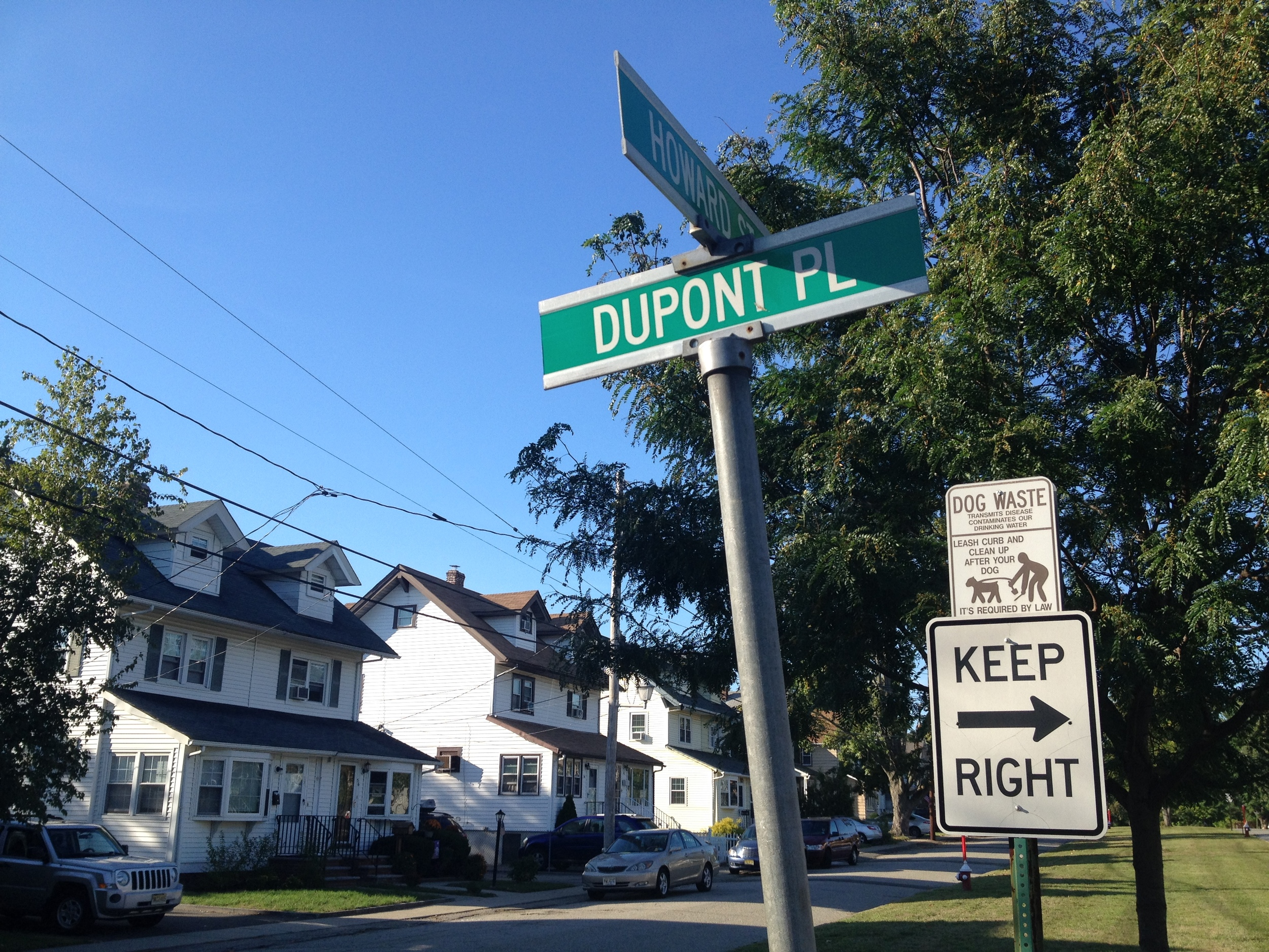 Legacy of Dupont plant's pollution looms large for people of Pompton Lakes