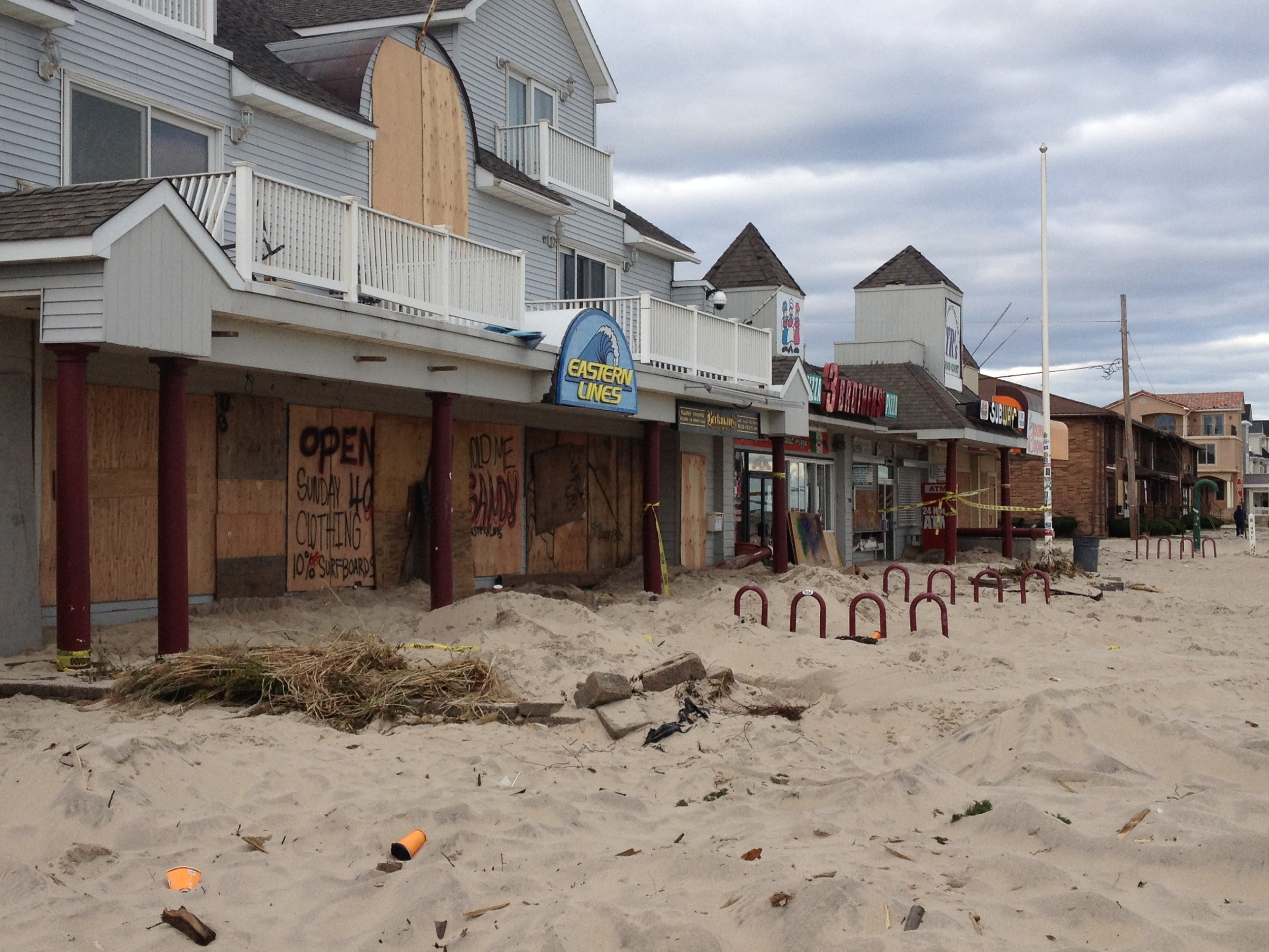 NJ Sandy recovery fails to consider long-term climate predictions