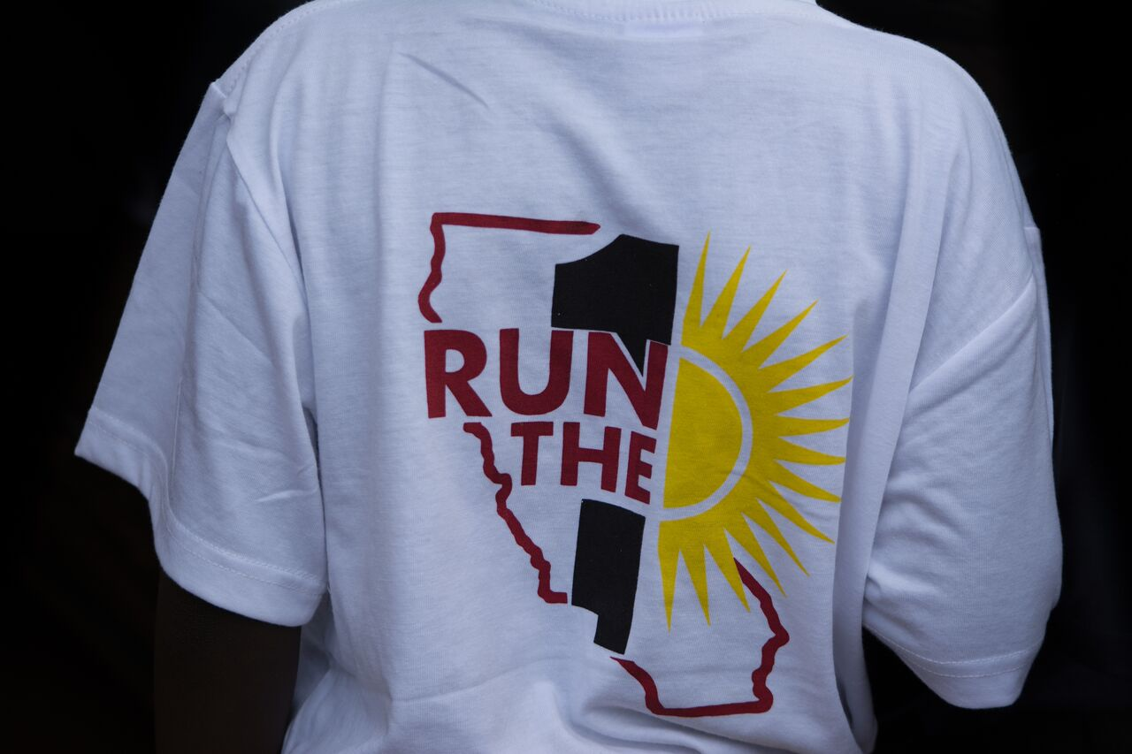 Don't forget Run the 1 on December 2nd!