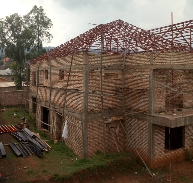 Current roof building