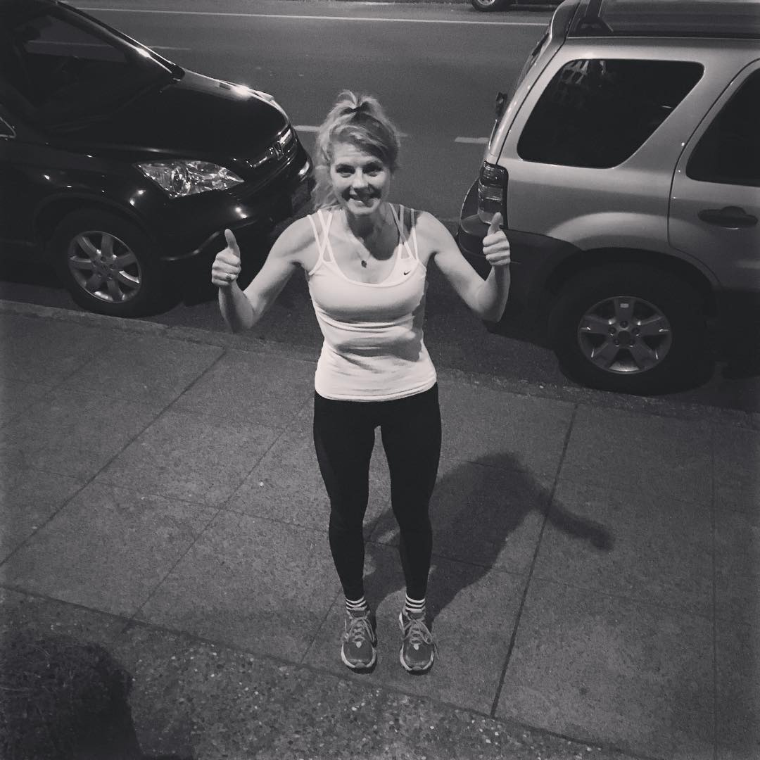 Hanna Stevens, our first Rafiki Runner ever, is still going strong with us in Seattle, WA every year!