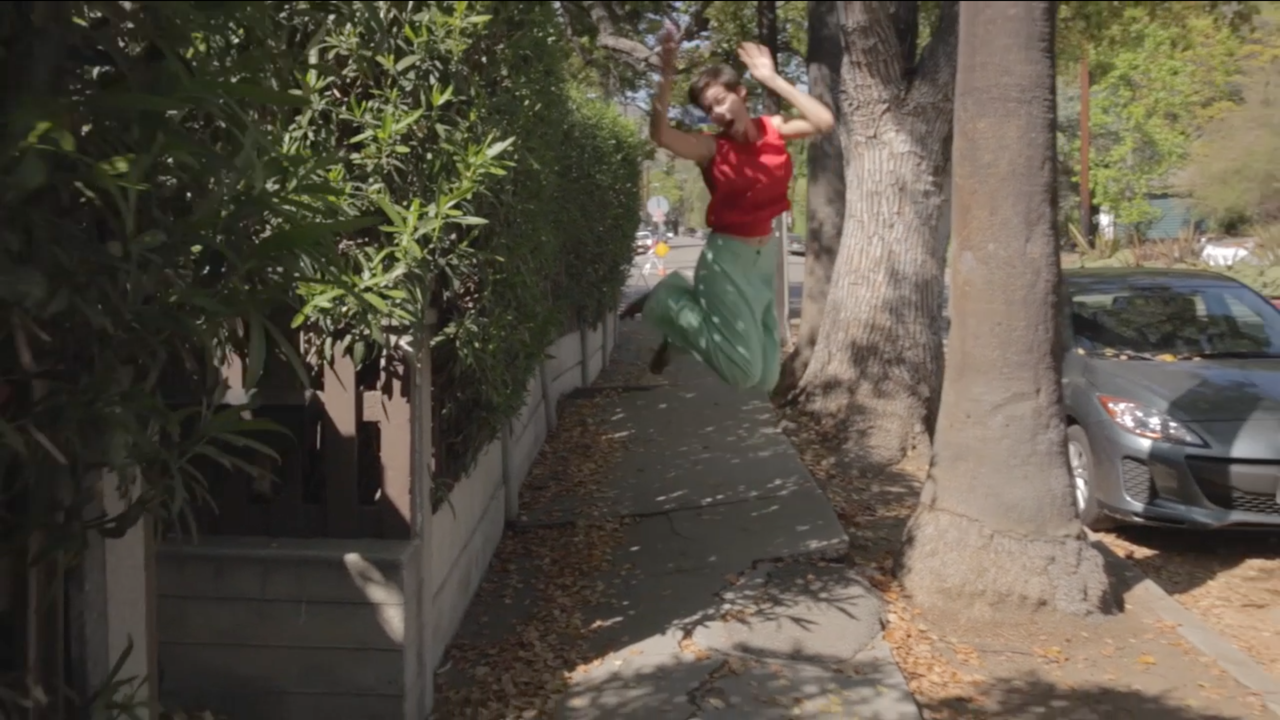 Fix LA's Sidewalks - (WRITER - DIRECTOR - EDITOR - ACTOR)Angelenos Trip Over Our Broken Sidewalks In Hilarious Spoof Of Pharrell's 'Happy' -- LAISTLove this video parody -- LA MAYOR ERIC GARCETTI