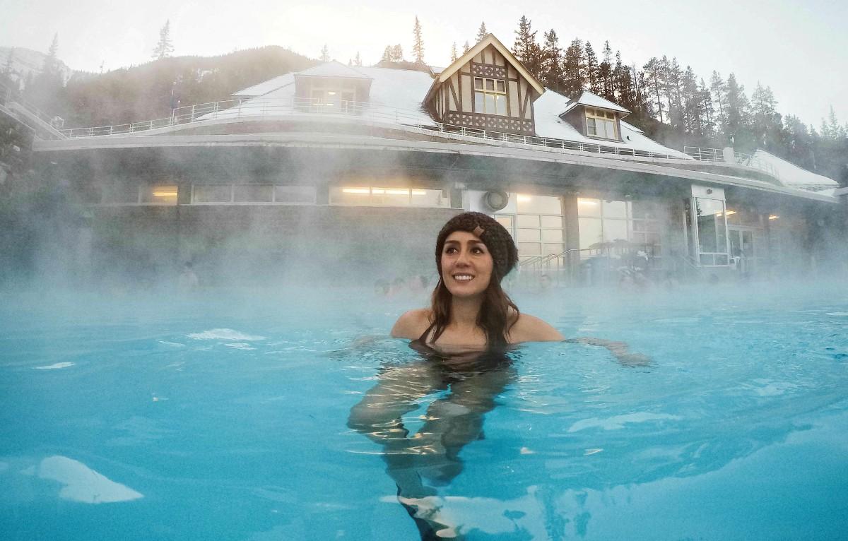Banff Hot Springs with Karla.jpg