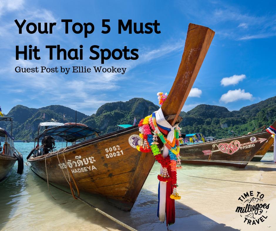 Your Top 5 Thai Spots