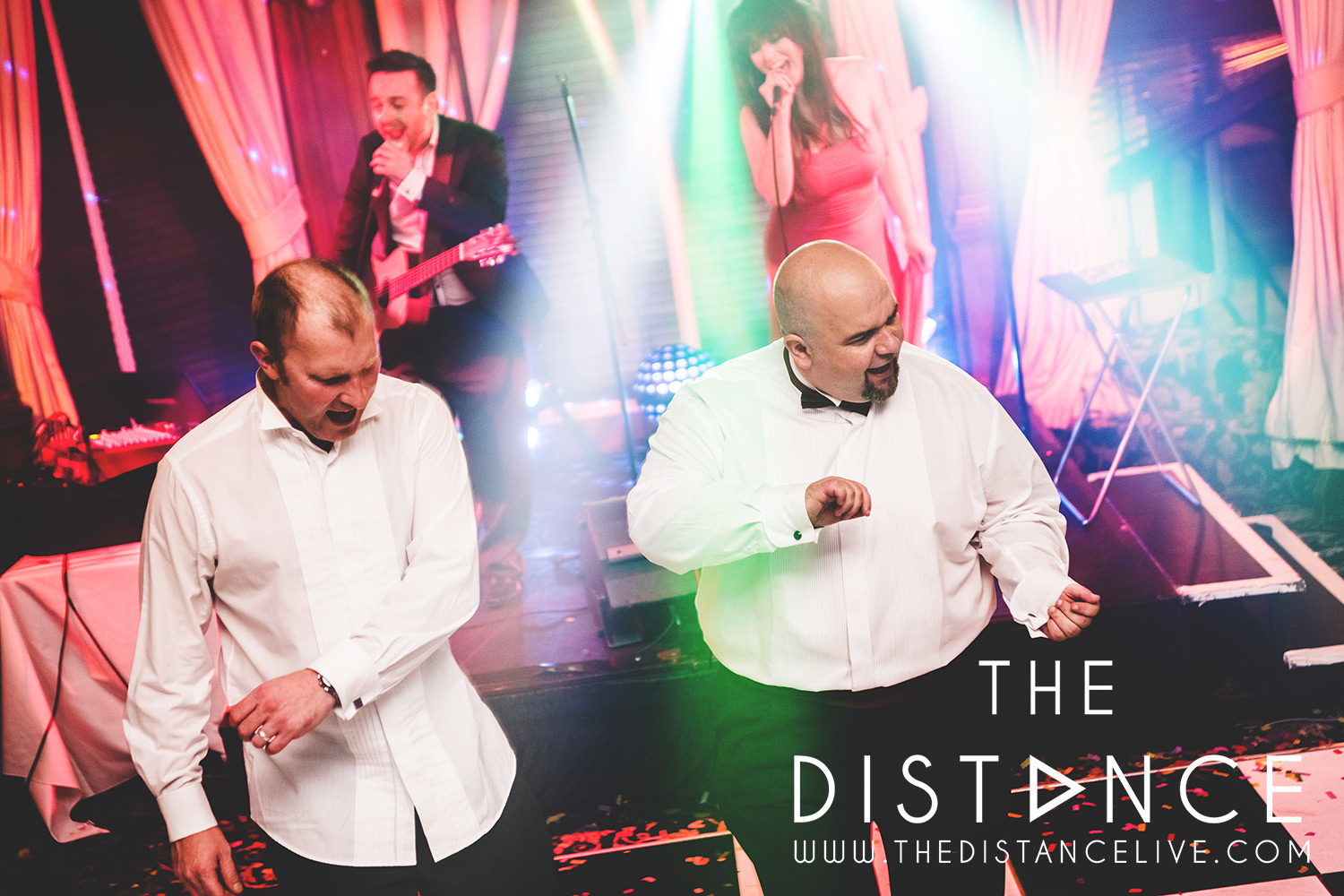 Bradford Party Band   The Distance