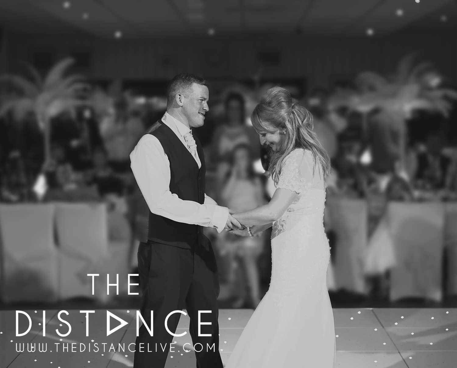 acoustic wedding band Cumbria | The Distance