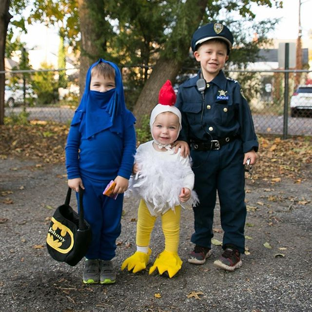Happy Halloween from my three favorite boys! Hope your Halloween was full of fun on this beautiful fall night!