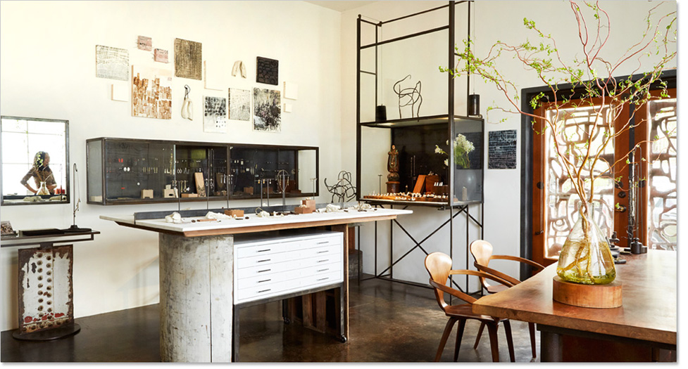 Artisan Hand Crafted Jewelry in San Francisco, CA - Shibumi Gallery