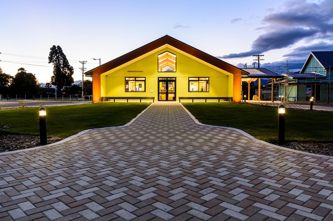 Te Whare Taikura o Te Maatu - Motueka High School