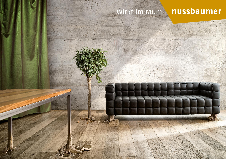 Corporate Design und Werbungfür das Innenarchitekturbüro Nussbaumer AG