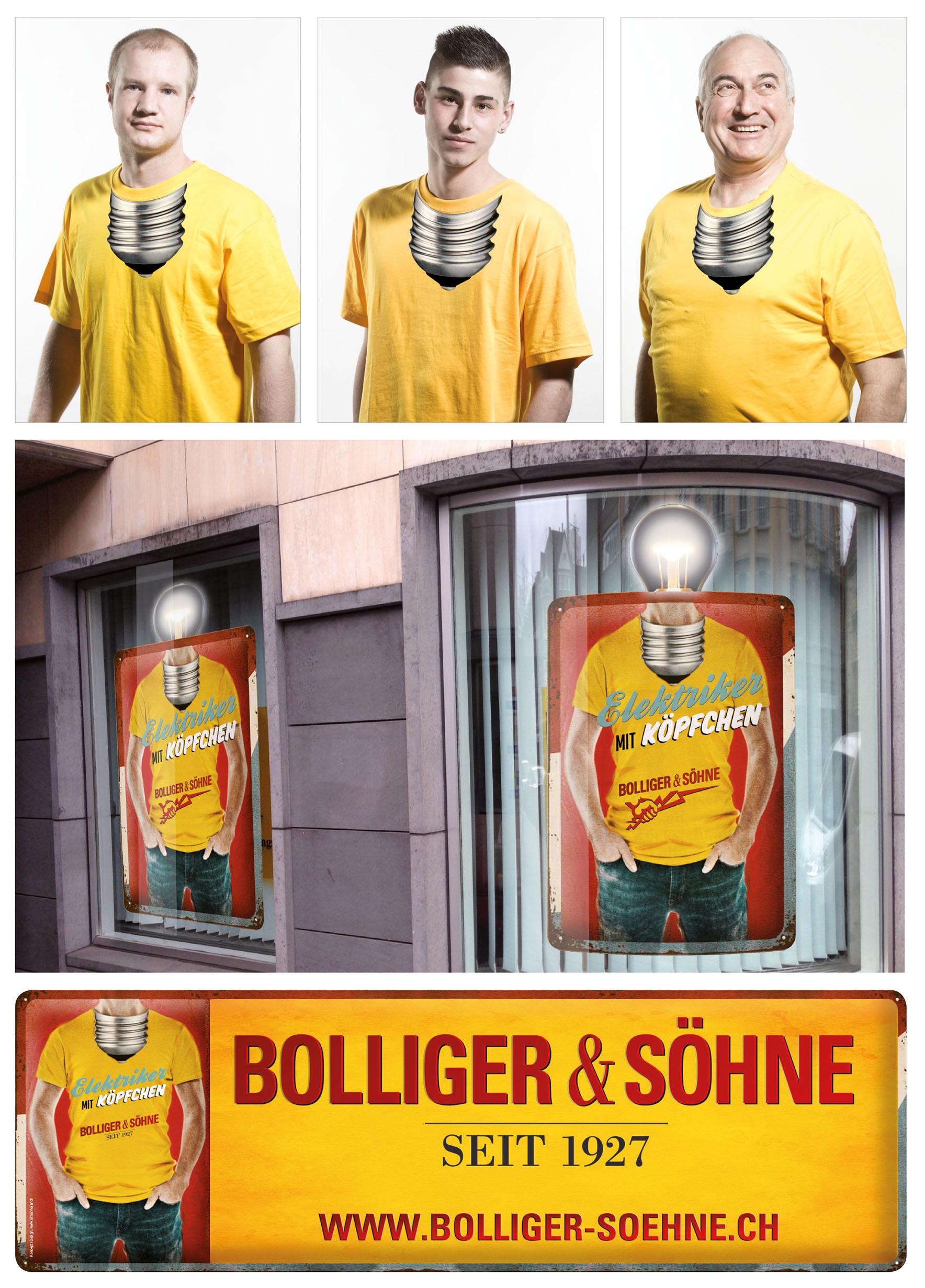 Bolliger & Söhne, Corporate und Kommunikation