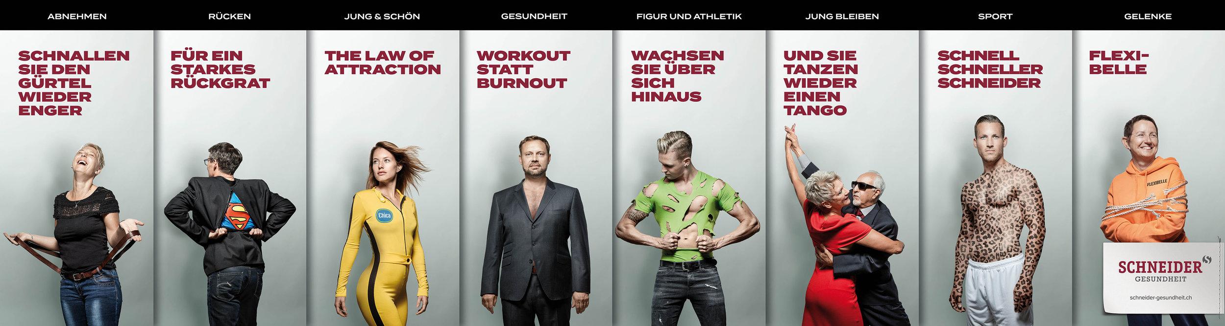 Schneider Gesundheit, POS