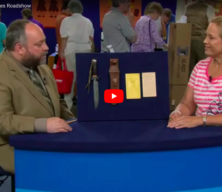 Randall Made Knives on Antique Roadshow.png