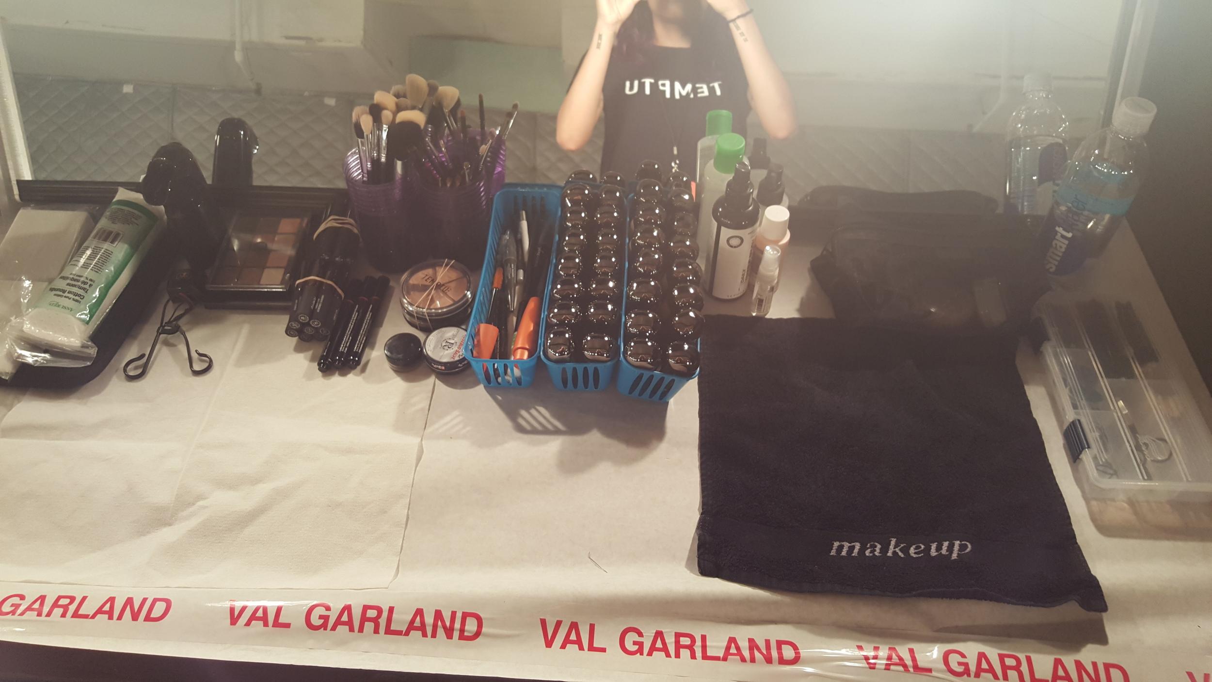 Kit Set up