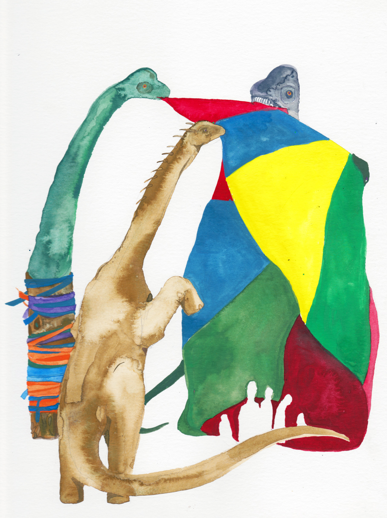 Shrine for Dinosaurs: Sauropods