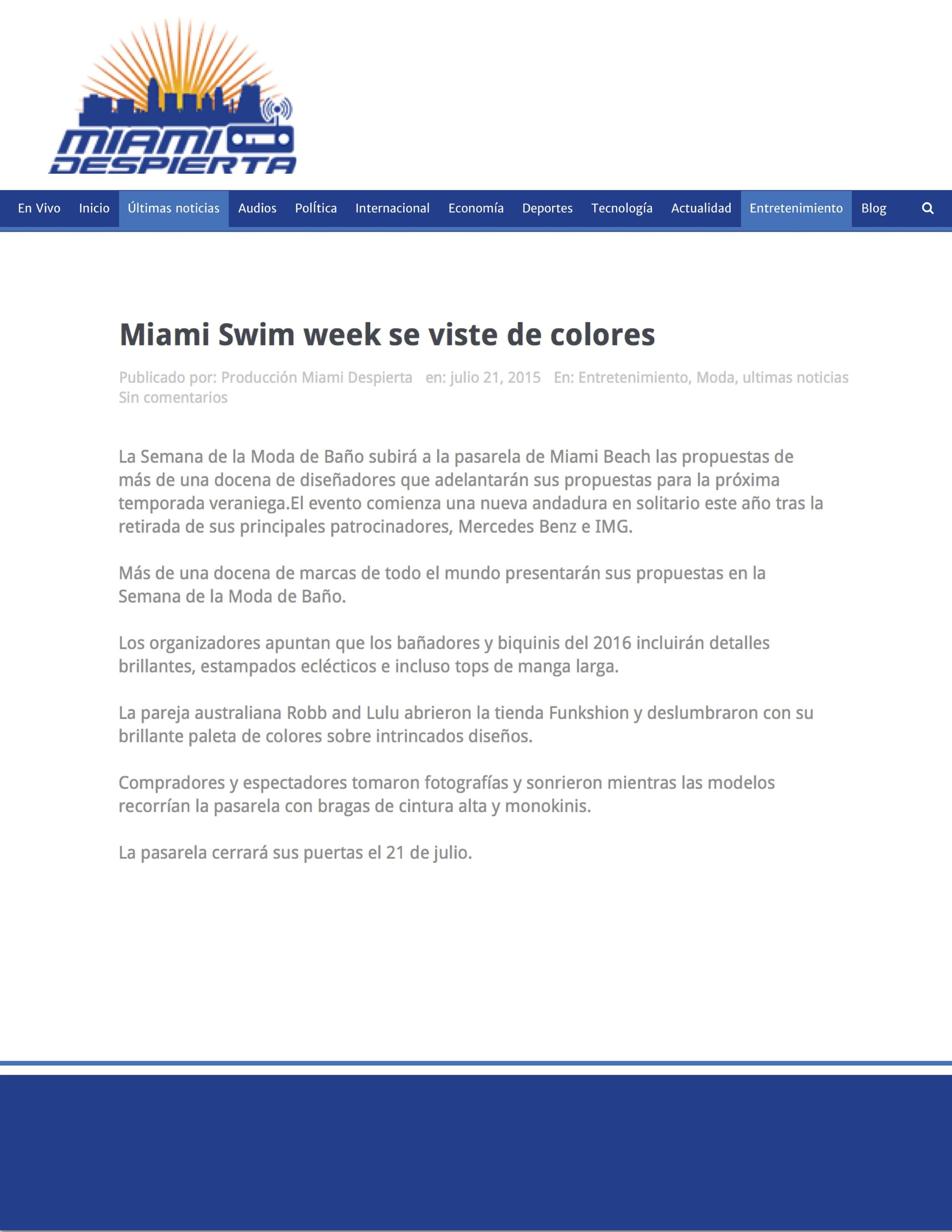 Robb And Lulu - Miami Despierta - July 2015.jpg