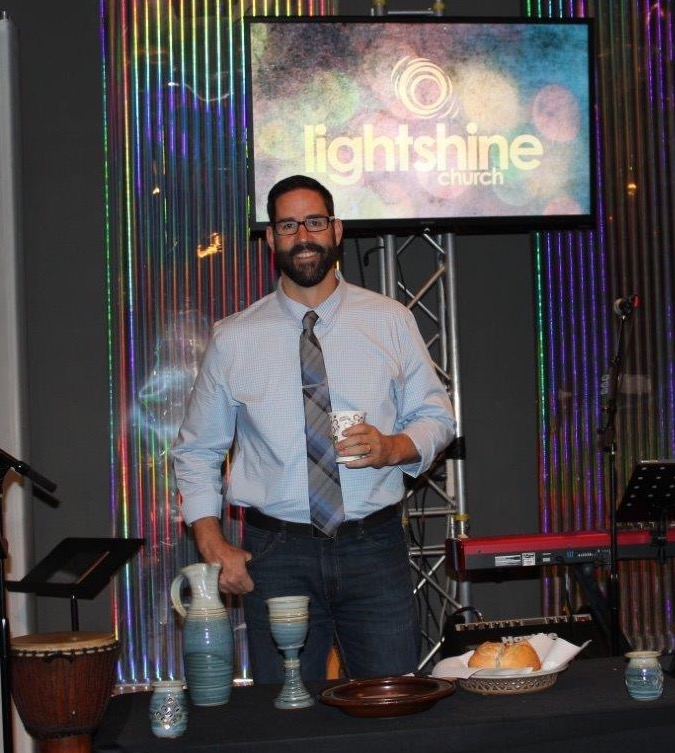 Rob Douglas, Pastor of Lightshine