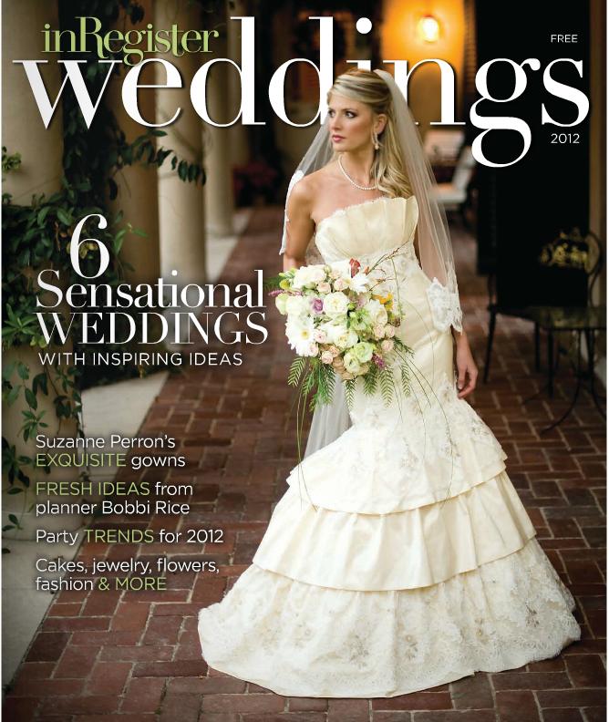 inRegister Weddings 2012