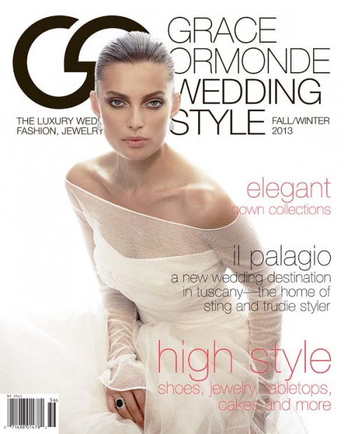 Grace Ormonde Wedding Style Fall/Winter 2013