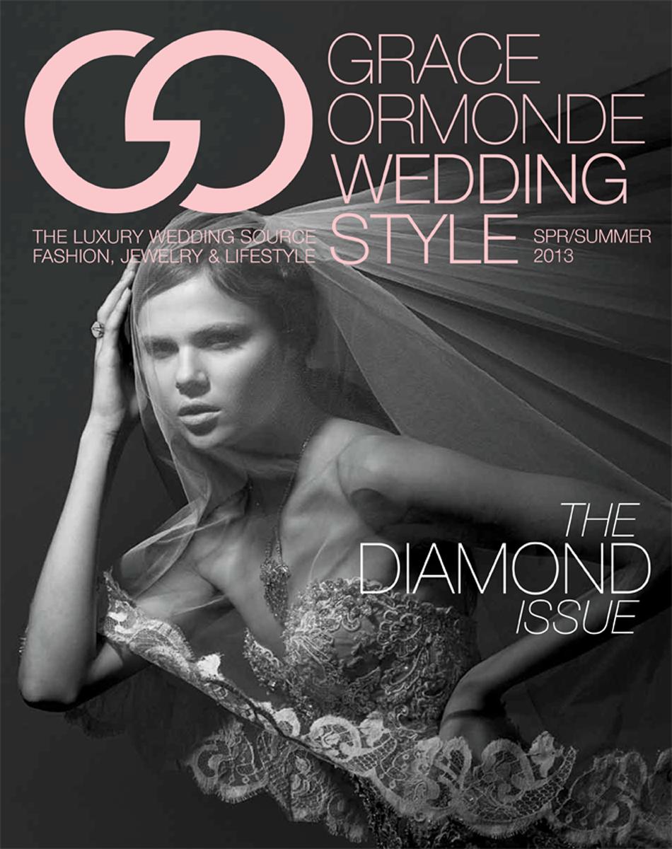 Grace Ordmonde Wedding Style Spring/Summer 2014