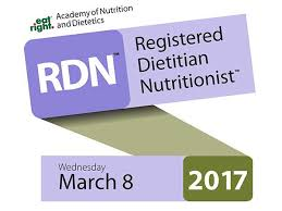 National RDN Day - Vegan Edition